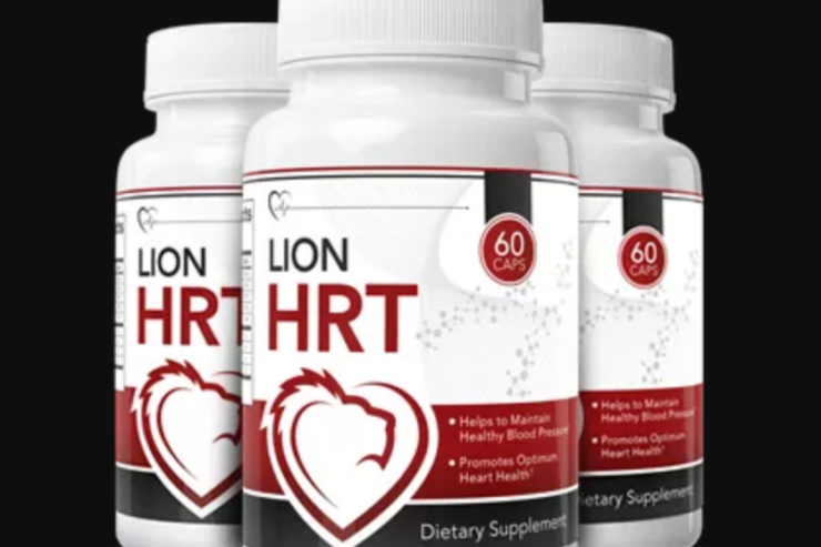 Lion Heart Health Supplement